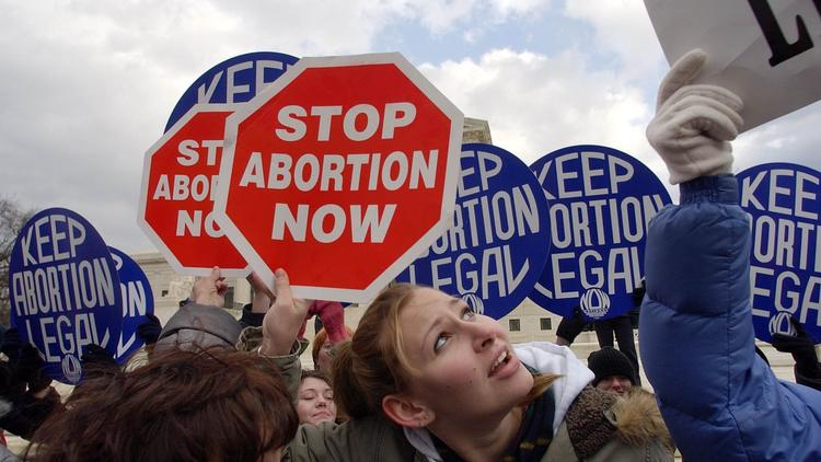 Abortion rights activists claim it's a choice, but is it?