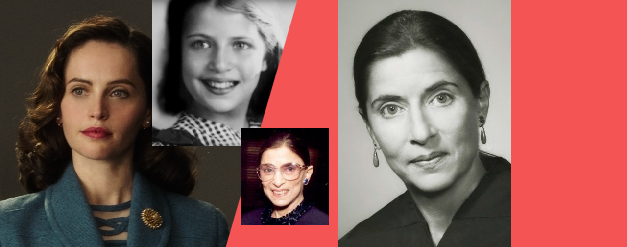 The Admirable Life of Justice Ruth Bader Ginsburg
